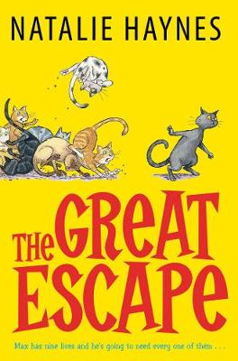 Great Escape by Natalie Haynes
