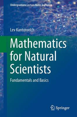 Mathematics for Natural Scientists book