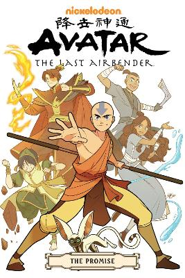 Avatar: The Last Airbender - The Promise Omnibus book
