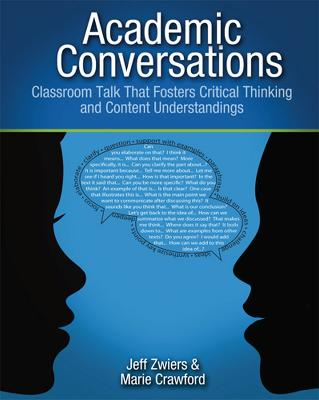 Academic Conversations by Jeff Zwiers