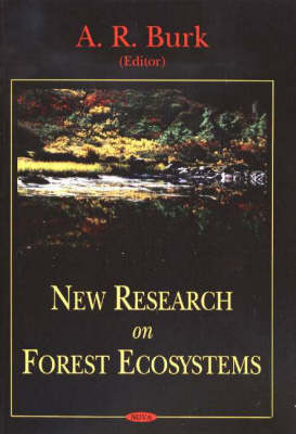 New Research on Forest Ecosystems book