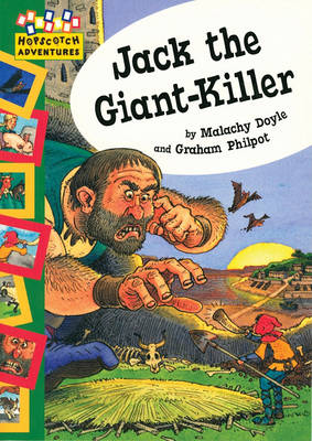 Jack the Giant-Killer by Malachy Doyle