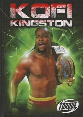 Kofi Kingston by Nick Gordon