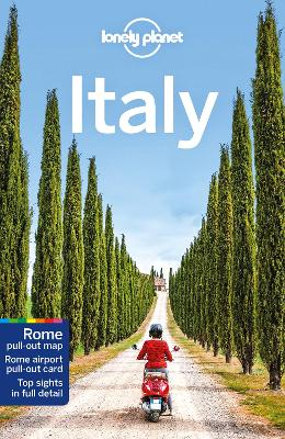 Lonely Planet Italy book
