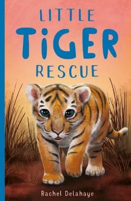 Little Tiger Rescue by Rachel Delahaye