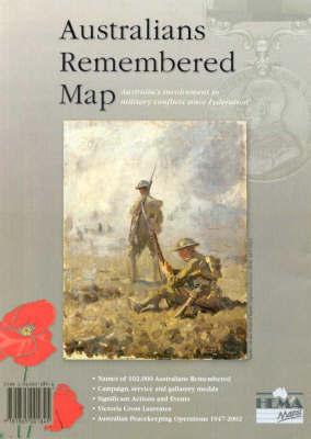 Australians Remembered: 2006 by Hema Maps