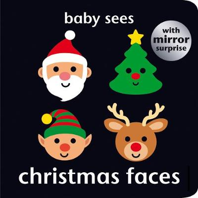 Baby Sees: Christmas Faces book