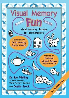 Visual Memory Fun by Sue Whiting