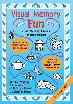 Visual Memory Fun by Dr Sue  Whiting
