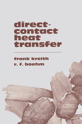 Direct-Contact Heat Transfer by Frank Kreith