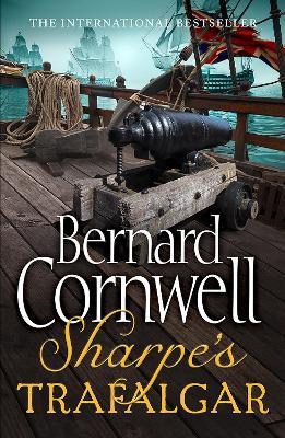 Sharpe's Trafalgar by Bernard Cornwell