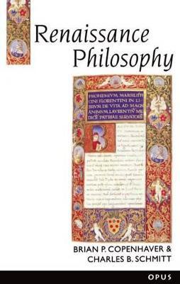 Renaissance Philosophy book