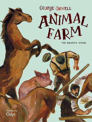Animal Farm: The Graphic Novel book