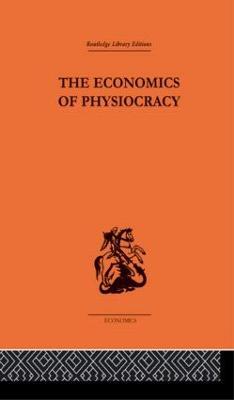 Economics of Physiocracy book
