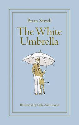 White Umbrella by Brian Sewell