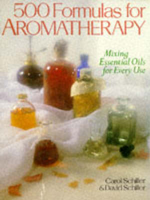 500 Formulas For Aromatherapy book