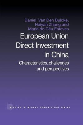 European Union Direct Investment in China book