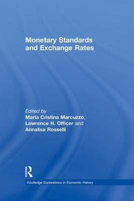 Monetary Standards and Exchange Rates book