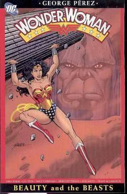 Wonder Woman Wonder Woman TP Vol 03 Beauty And The Beasts Beauty and the Beasts Volume 3 by Sandra Harner