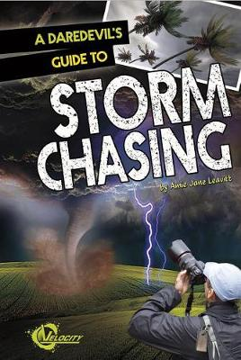 A Daredevil's Guide to Storm Chasing by Amie Jane Leavitt