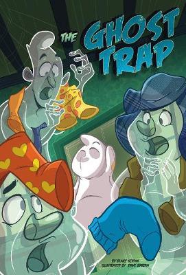 The Ghost Trap by Blake Hoena