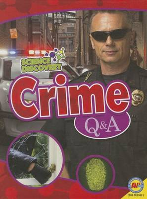 Crime Q&A by Jayne Creighton