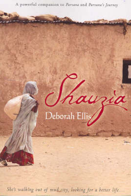 Shauzia by Deborah Ellis