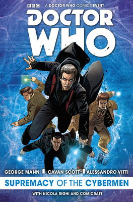 Doctor Who by George Mann