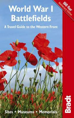 World War I Battlefields: A Travel Guide to the Western Front book