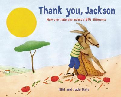 Thank you, Jackson by Niki Daly