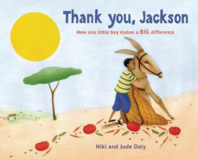 Thank you, Jackson by Niki Daly