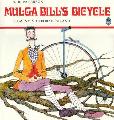 Mulga Bill's Bicycle by Deborah Niland