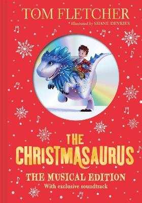 Christmasaurus book