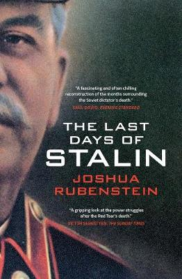Last Days of Stalin book