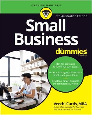 Small Business for Dummies book
