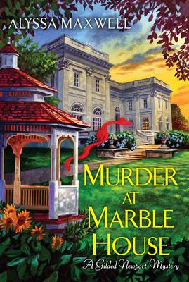 Murder At Marble House book