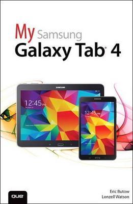 My Samsung Galaxy Tab 4 book