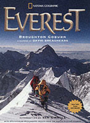 Everest Mountain Without Mercy by Broughton Coburn