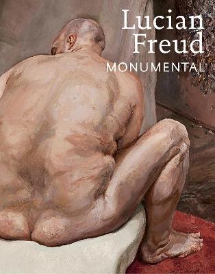 Lucian Freud: Monumental book