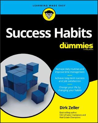 Success Habits For Dummies by Dirk Zeller