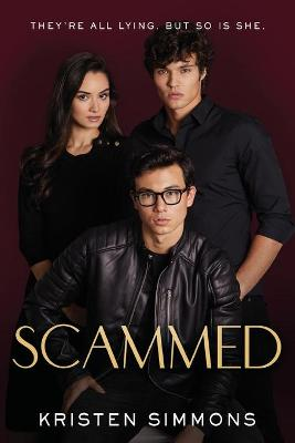 Scammed book