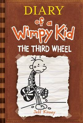 The Third Wheel (Diary of a Wimpy Kid #7) by Jeff Kinney