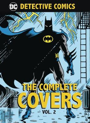 DC Comics: Detective Comics: The Complete Covers Volume 2: Mini Book by Insight Editions