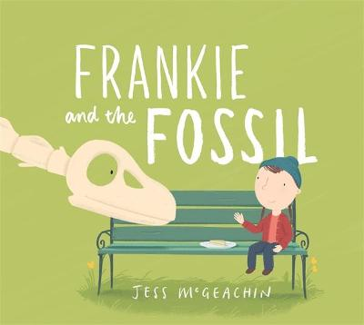 Frankie and the Fossil book