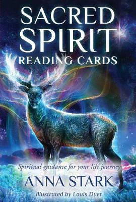 Sacred Spirit Reading Cards book
