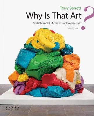 Why Is That Art? book