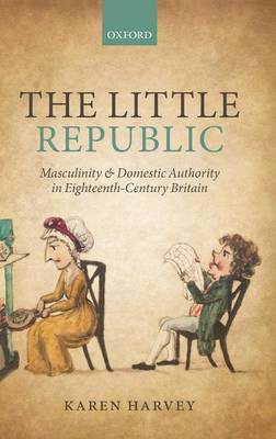 The Little Republic by Karen Harvey