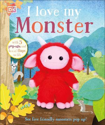 I Love My Monster book