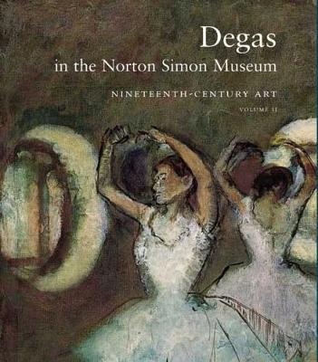 Degas in the Norton Simon Museum by Daphne S. Barbour