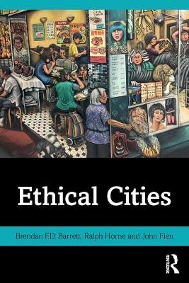 Ethical Cities book